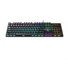 კლავიატურა: Aula Retribution Mechanical Keyboard EN/RU BLUE switch 2088Z