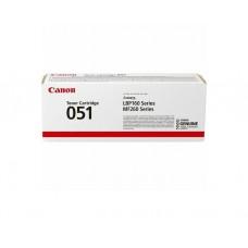 კარტრიჯი ლაზერული: Canon 051 Original Cartridge Black - 2168C002AA