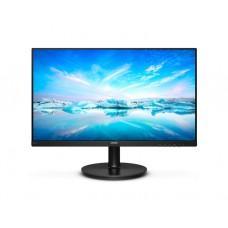 """მონიტორი: Philips 221V8/00  21.5"""" FHD  VA  4ms  VGA HDMI Black"""