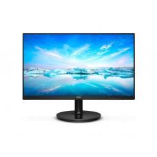 """მონიტორი: Philips  V-Line  21.5"""" FHD 4ms  VGA HDMI  Black - 221V8A/00"""