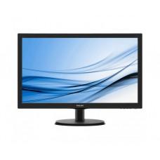 """მონიტორი: Philips  223V5LSB2/10 21.5"""" FHD  5ms  VGA Black"""