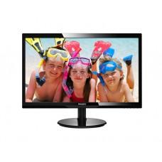 """მონიტორი: Philips 246V5LDSB/00  24""""  FHD  1ms  VGA DVI-D HDMI  Black"""
