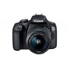 ფოტოაპარატი: Canon EOS 2000D 18-55 II Kit 24.1 MP Black - 2728C008AA
