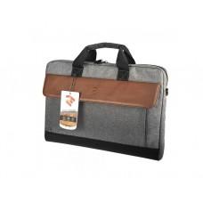 """ნოუთბუქის ჩანთა: Laptop Bag Grey 15.6"""" - 2E-CBP716GR"""