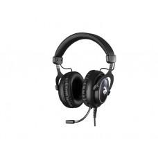 ყურსასმენი: 2Е HG320 Gaming Headset With Microphone & RGB Backlight Black - 2E-HG310B