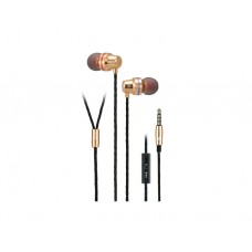 ყურსასმენი: 2E S5 GALAXY Earphones With Microphone Gold - 2E-IES5GD