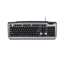 კლავიატურა: 2E KM1010UB USB Keyboard 1.5m Grey - 2E-KM1010UB
