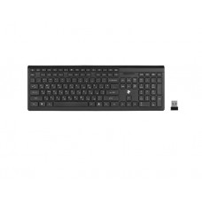 კლავიატურა: Keyboard 2E KS210 Slim WL Black - 2E-KS210WB