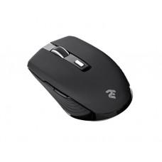 თაგვი უკაბელო: 2Е MF214 Wireless Mouse Black - 2E-MF214SWB