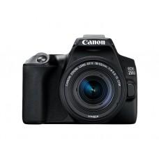 ფოტოაპარატი: Canon EOS 250D+  Black - 3454C009AA