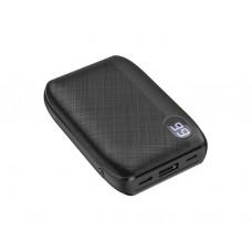 დამტენი: HOCO 10000 mAh J53 Exceptional mobile power bank - Black