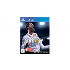 კონსოლის თამაშები: EA FIFA 18