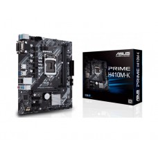დედა დაფა: Asus Prime H410M-K 2DDR4 LGA1200