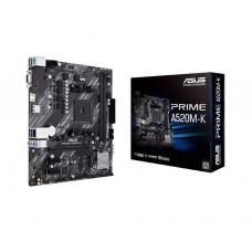 დედა დაფა: Asus Prime A520M-K 2xDDR4 AM4 - 90MB1500-M0EAY0