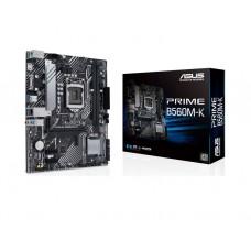 დედა დაფა: Asus Prime B560M-K 2DDR4 LGA1200