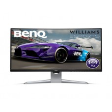 """მონიტორი: BenQ Curved Gaming EX3203R 31.5"""" 2K QHD VA 144Hz 4ms 2xHDMI DP USB-C - 9H.LGWLA.TSE"""
