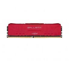 ოპერატიული მეხსიერება: Crucial Ballistix DDR4 8GB 3200MHz - BL8G32C16U4R