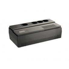 უწყვეტი კვების წყარო: APC  500VA  AVR  Schuko Outlet  230V Back - BV500I-GR