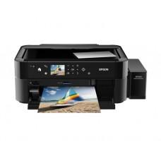 მრავალფუნქციური პრინტერი: Epson L850 MFP Printer Black - C11CE31402