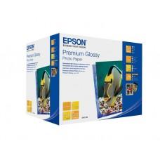 ფოტო ქაღალდი: Epson C13S042199 Premium Glossy Photo Paper 13х18cm 255g/m²