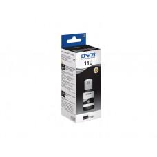 მელანი: Epson 110 120ml 6000 pages Black - C13T03P14A