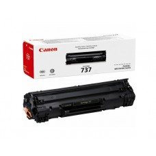 კარტრიჯი: Canon 737 bk Black Toner Cartridge - 9435B002AA
