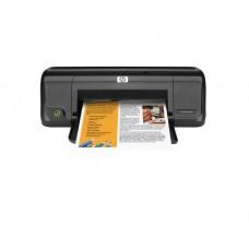 პრინტერი ჭავლური: HP DeskJet D1663 Black - CB770C