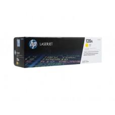 კარტრიჯი ლაზერული: HP 128A Yellow Original LaserJet Toner Cartridge - CE322A