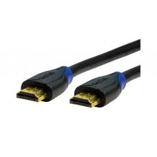კაბელი: Logilink CH0066 HDMI Cable 2.0 MM,10m black