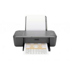 პრინტერი: HP DeskJet 1000  Printer  Black - CH340C