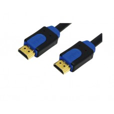 კაბელი: Logilink CHB1103 HDMI Cable 1.4 Color Box MM 3,0m black