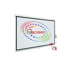 პროექტორის ეკრანი: ALLSCREEN CMP-11879 Electric Projection Screen 300x208cm
