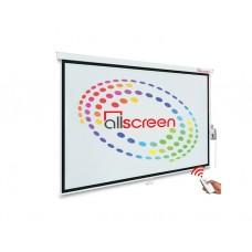 პროექტორის ეკრანი: ALLSCREEN CMP-18043 Electric Projection Screen 360x270cm