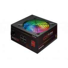 კვების ბლოკი: CHIEFTEC 750W (CTG-750C-RGB)