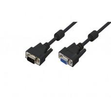 კაბელი მონიტორის: Logilink CV0006 Monitor Cable VGA 5m