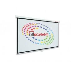 პროექტორის ეკრანი: ALLSCREEN CWP-244186 Manual Projection Screen 244x186cm