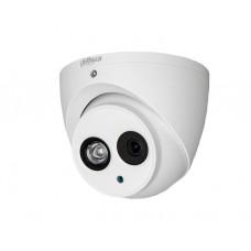 """კამერა: Dahua 2.7"""" CMOS 2MP HDCVI Eyeball IR Video Camera White - DH-HAC-HDW1200EMP"""