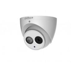 "IP კამერა: Dahua 1.3"" CMOS 4MP IP IR Eyeball Network Camera Micro SD IP67 PoE White - DH-IPC-HDW4431EMP-ASE"