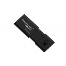 ფლეშ მეხსიერება: Kingston Flash Drive 128GB USB3.0 - DT100G3128GB