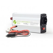 ინვენტორი: Energenie EG-PWC-042 12V 300W Car Power Inverter