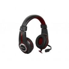 ყურსასმენი: Defender Warhead G-185 black+red - 64106
