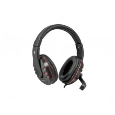 ყურსასმენი: Defender Warhead G160 Headphone with Microphone - 64113