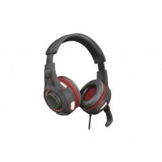 ყურსასმენი: Trust GXT 407 Ravu Illuminated Gaming Headset Black - 23372
