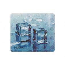 თაგვის პადი: Logilink ID0152 Mouse Pad, 3D Design, Ice Cube