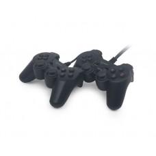 სათამაშო პადი: Gembird JPD-UDV2-01 Double USB dual vibration gamepad