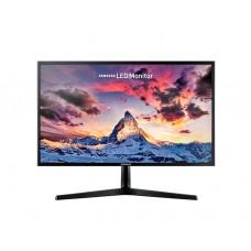 """მონიტორი: Samsung   LS24F356FHIXCI  23.5""""   FHD    PLS  4ms 1000:1  VGA  HDMI  Black"""