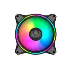 ქულერი FAN: CoolerMaster MasterFan MF120 HALO ARGB 120mm Case Fan - MFL-B2DN-18NPA-R1