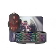 სათამაშო ნაკრები: Defender Anger MKP-019 Gaming combo - 52019