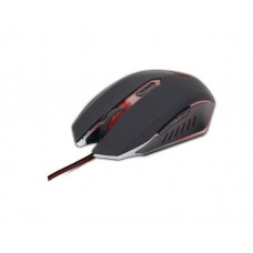 თაგვი: Gembird MUSG-001-R Gaming mouse USB red