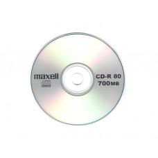კომპაქტური დისკი: Maxell CD-R 80 52x